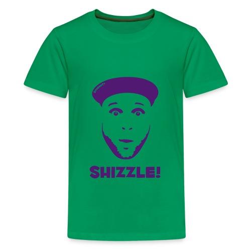 Kids Shizzle!  Premium-T    $14.90 - Kids' Premium T-Shirt