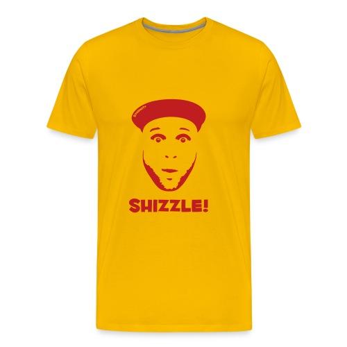 Yello Shizzle! Premium-T  | $16.90 - Men's Premium T-Shirt