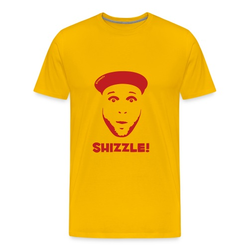 Yello Shizzle! Premium-T  | $16.90 - Men's Premium T-Shirt