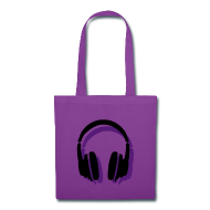 Bags & backpacks ~ Tote Bag ~ Headphones Bag