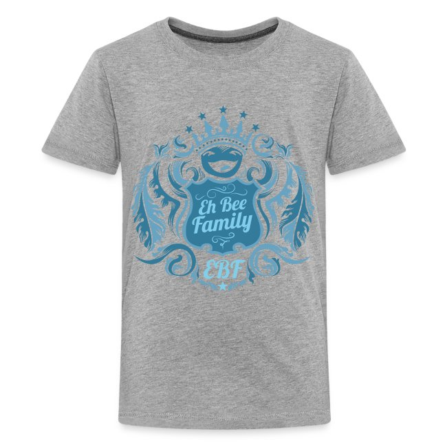 Eh Bee Family Kids Tee