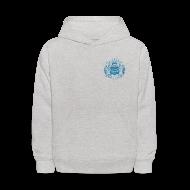Sweatshirts ~ Kids' Hoodie ~ Front/Back Logo Kids Hoodie