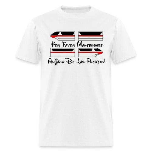 Monorail - Men's T-Shirt