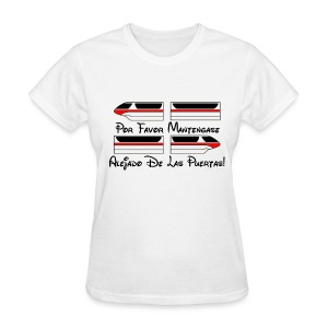 Monorail - Women's T-Shirt