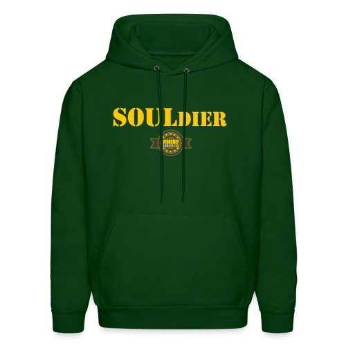 SOULdier - Men's Hoodie