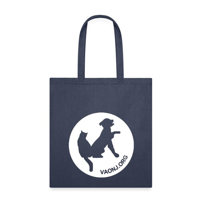 Peace, Love, Adopt Tote Bag
