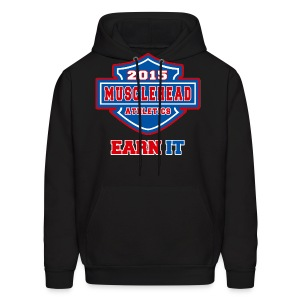 Earn It H1 - Men's Hoodie