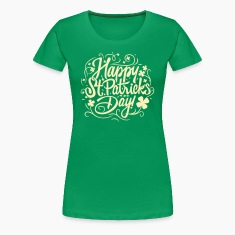 Happy St Patricks Day Women's T-Shirts