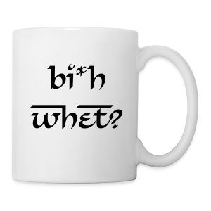 Bish Mug - Coffee/Tea Mug
