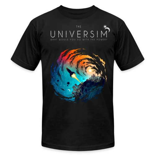 Discovery Edition - Men's Fine Jersey T-Shirt