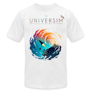Discovery Edition - Men's T-Shirt by American Apparel