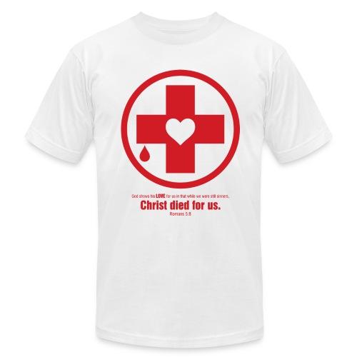 Greatest Love - Men - Men's Fine Jersey T-Shirt