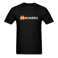 T-Shirts ~ Men's T-Shirt ~ Monero