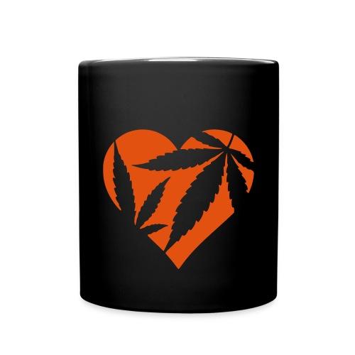 Leaf Love Mug - Full Color Mug
