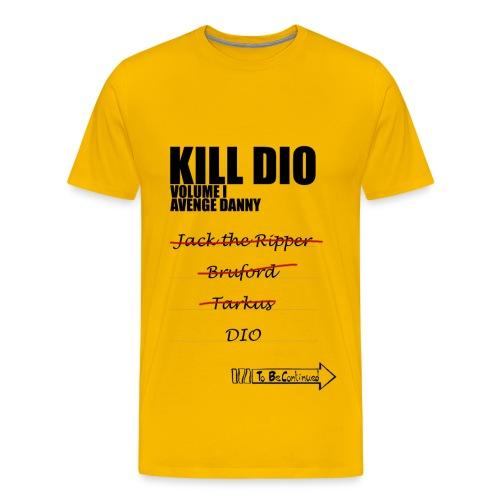 Kill Dio   Volume I - Men's Premium T-Shirt