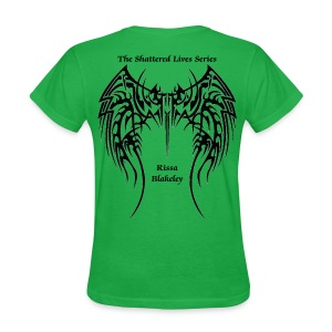 Women's: Henry's Wings T-shirt - Women's T-Shirt