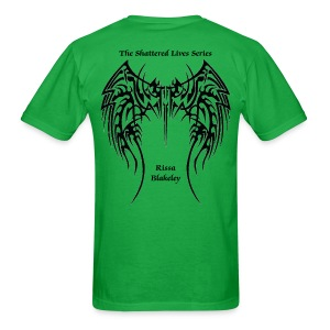 Men's: Henry's Wings T-shirt - Men's T-Shirt