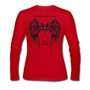 Women's: Henry's Wings Long Sleeve T-shirt - Women's Long Sleeve Jersey T-Shirt