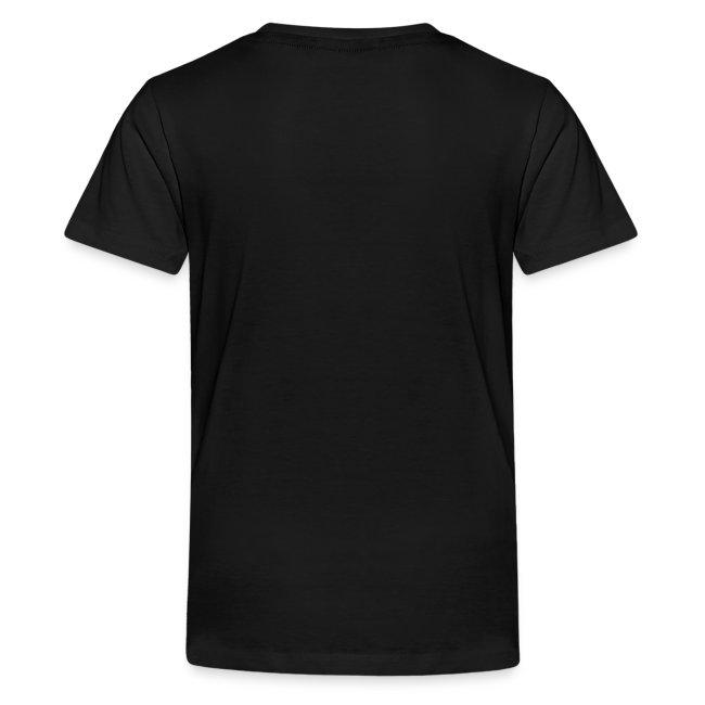 Kids' Walking Pasadena T-shirt (white logo)