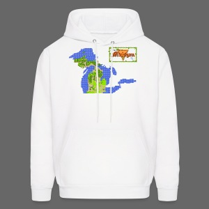 Legend of Michigan - Men's Hoodie