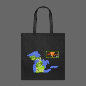 Legend of Michigan - Tote Bag