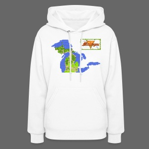 Legend of Michigan - Women's Hoodie