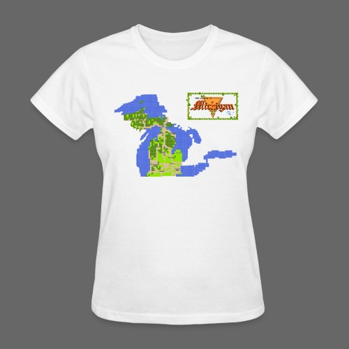 Legend of Michigan - Women's T-Shirt