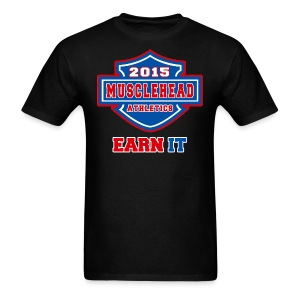 Earn It  - Men's T-Shirt