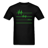 T-Shirts ~ Men's T-Shirt ~ Heart Attack! Tshirt