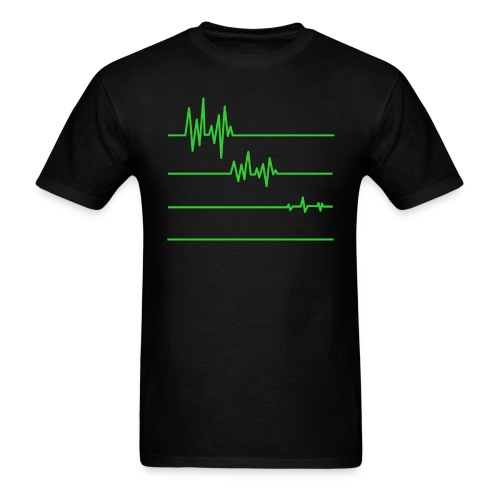 Heart Attack! Tshirt - Men's T-Shirt