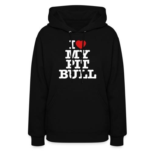 pit-bull - Women's Hoodie