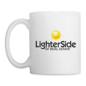 Lighter Side Mug - Coffee/Tea Mug
