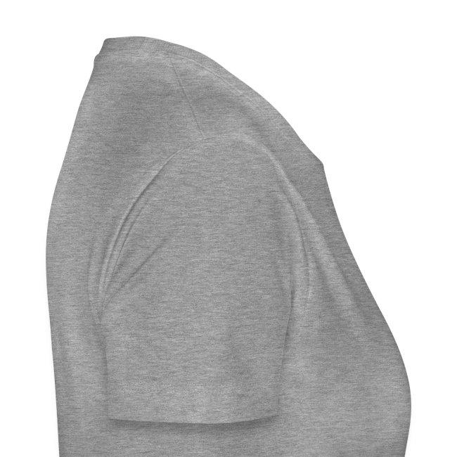 Thieves Logo - Back T-Shirt | Grey | Womens