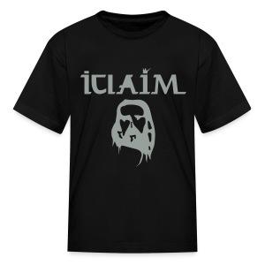 ICLAIM Christ Optical Illusion Children's T-Shirt - Kids' T-Shirt