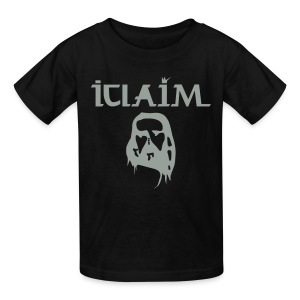 ICLAIM Christ Optical Illusion Children's T-Shirt - Kids' T-Shirt