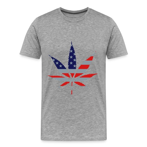 Kush America - Men's Premium T-Shirt