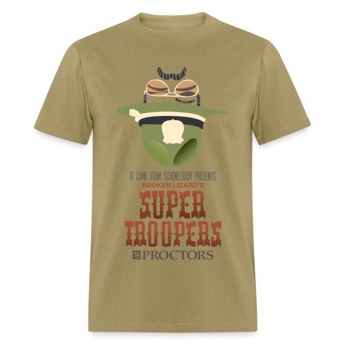 Super Troopers 4/18/15 - Men's T-Shirt