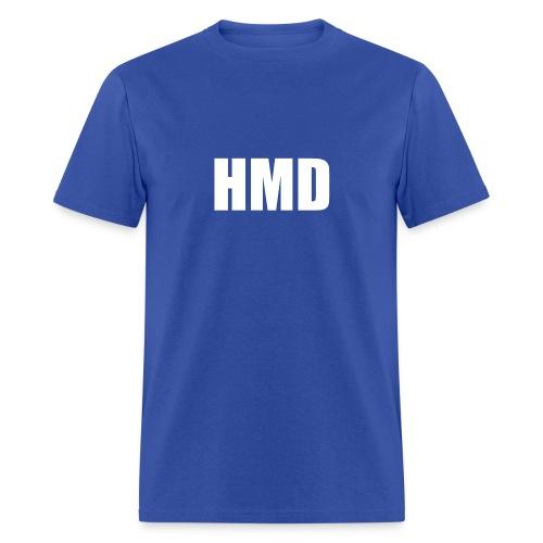 HMD white  - Men's T-Shirt