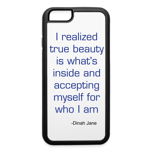Dinah jane - iPhone 6/6s Rubber Case
