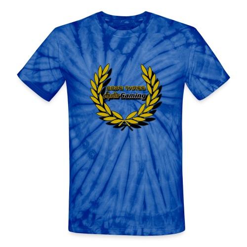 Apollo Logo Unisex Tie Dye T-Shirt - Unisex Tie Dye T-Shirt