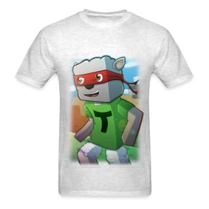 Blocky teamsolocrysm - Men's T-Shirt