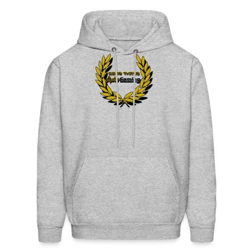 Apollo Logo Hooded Sweatshirt - Men's Hoodie