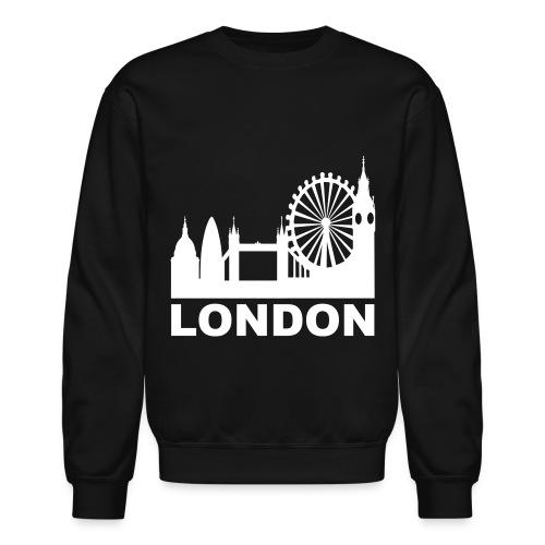 Men's London Crewneck Sweatshirt - Crewneck Sweatshirt