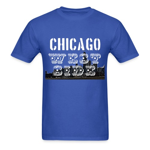 Chicago West Side - Men's T-Shirt