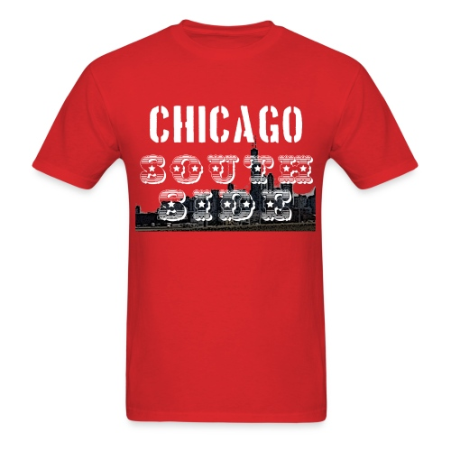 Chicago South Side - Men's T-Shirt