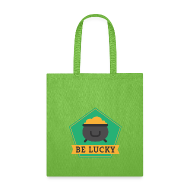 Bags & backpacks ~ Tote Bag ~ Lucky Pot of Gold - St. Patrick's Day