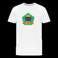 T-Shirts ~ Men's Premium T-Shirt ~ Lucky Pot of Gold - St. Patrick's Day