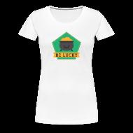 Women's T-Shirts ~ Women's Premium T-Shirt ~ Lucky Pot of Gold - St. Patrick's Day