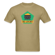 T-Shirts ~ Men's T-Shirt ~ Lucky Pot of Gold - St. Patrick's Day