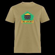 T-Shirts ~ Men's T-Shirt ~ Lucky Pot of Gold - St. Patrick's Day